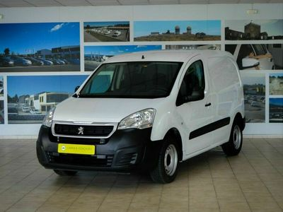 usado Peugeot Partner 1.6 BlueHDI Premium 100CV