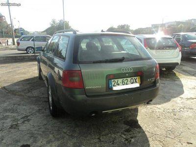 usado Audi A6 Allroad 2.5TDi Quattro -
