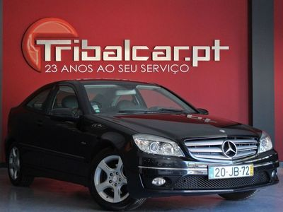 usado Mercedes CLC160 BLUE EFFICIENCY GPL