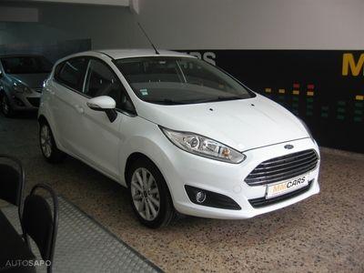 usado Ford Fiesta 1.0 T 100cv Automático