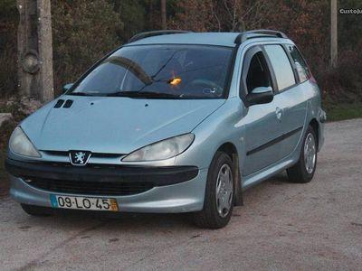 usado Peugeot 206 SW 1.4 HDI