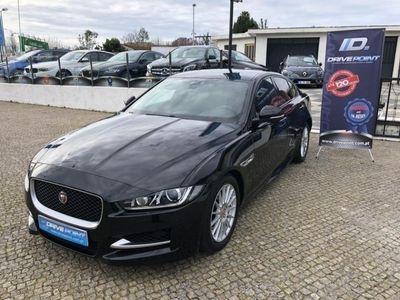 usado Jaguar XE 2.0d R-Sport Auto 163 Cv