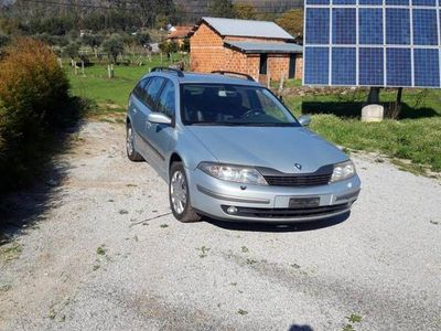 gebraucht Renault Laguna Gt 1.9dci
