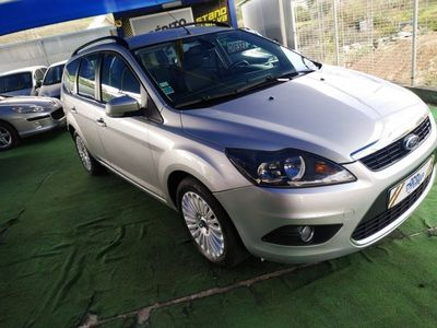 usado Ford Focus SW Station 1.6 TDCi Titanium