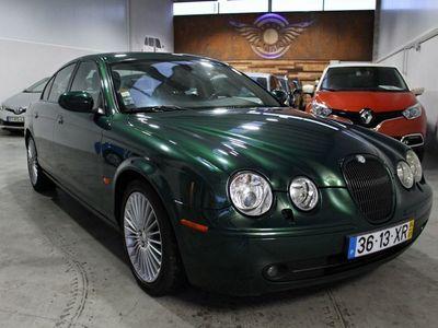 usado Jaguar S-Type 2.7 Diesel EXECUTIVE