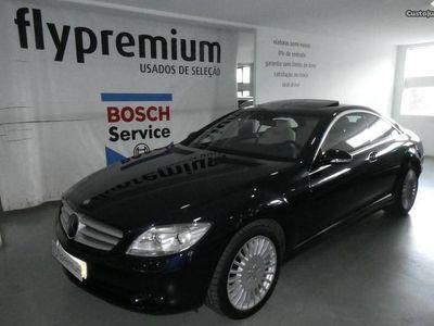 usado Mercedes CL500 V8 (388 Cv)