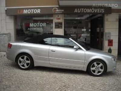 usado Audi A4 Cabriolet 2.0 TDi (140cv) (2p)