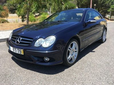usado Mercedes CLK220 CDi Avantgarde Aut.