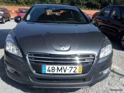 brugt Peugeot 508 1.6 HDI 115cv