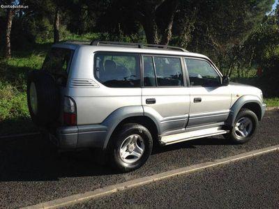 usado Toyota Land Cruiser KZJ 95 - 00