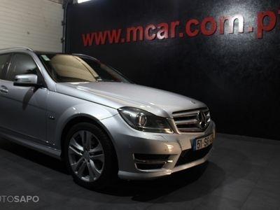 usado Mercedes C220 ClasseCDi Avantgarde BE (170cv) (5p)