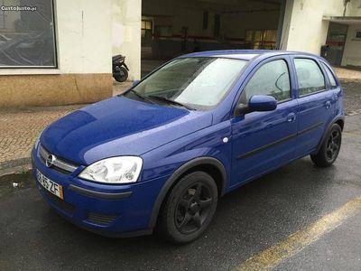 usado Opel Corsa 1.3 CDTI (diesel) 5 lugares -