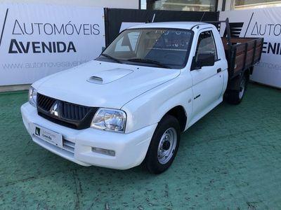 usado Mitsubishi L200 3 Lugares 4X2