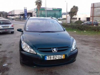 brugt Peugeot 307 1.4 HDI SW