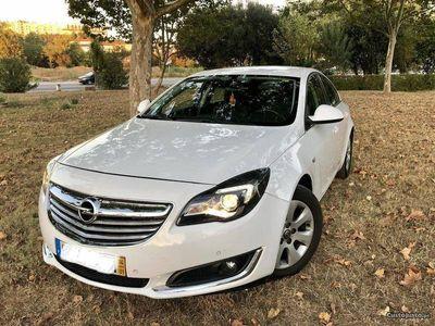 usado Opel Insignia 2.0 CDTi full extras