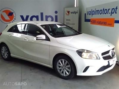 usado Mercedes A180 Classed Fleet Pack Style