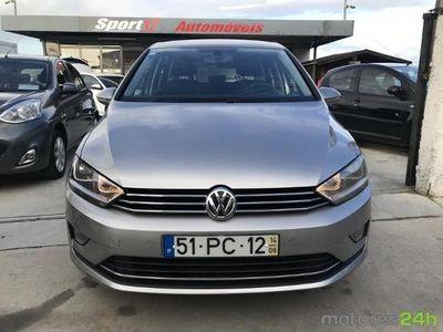 usado VW Golf Plus Sportsvan 1.6tdi 110cv Highline