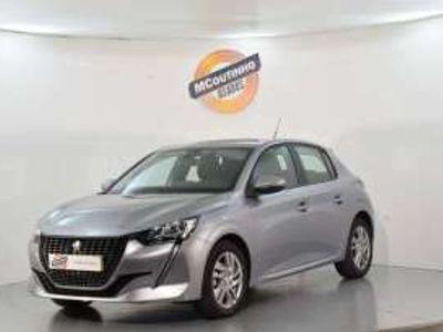 usado Peugeot 208 Gasolina
