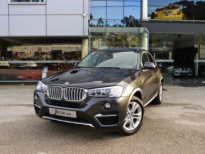 usado BMW X4 20d X-Drive Aut.