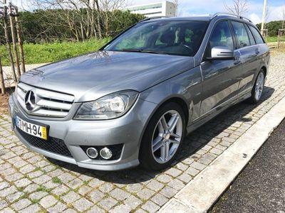 usado Mercedes C220 CDI Station AMG (Nacional)