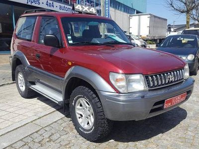 usado Toyota Land Cruiser 3.0 original