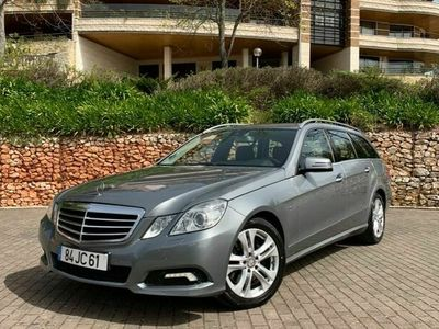 usado Mercedes E350 CDi Avantgarde BlueEfficiency