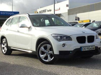 usado BMW X1 20 d sdrive edynamics line sport