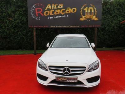 usado Mercedes C300 C 300HIBRIDO