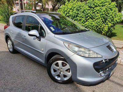 usado Peugeot 207 Outdoor SW 1.6 HDi