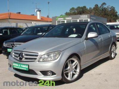 usado Mercedes C220 Avangarde 170cv AMG 4p
