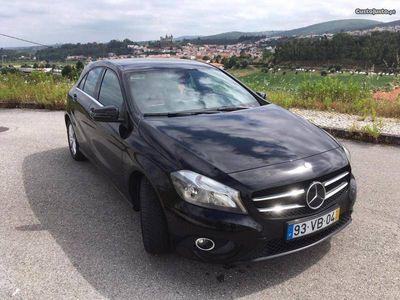 usado Mercedes A200 style