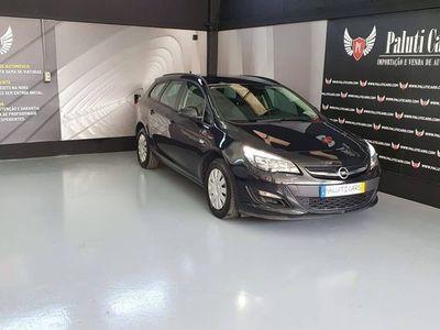 usado Opel Astra Sports Tourer 1.6 TDCi EcoFlex