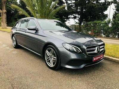 usado Mercedes E220 AMG designo