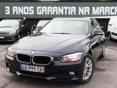 usado BMW 320 dAuto Efficient Dynamics Touring
