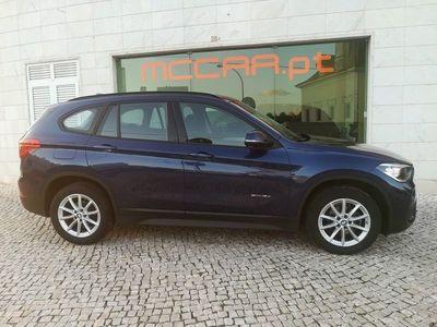 usado BMW X1 SDrive 16D (298€/Mês)