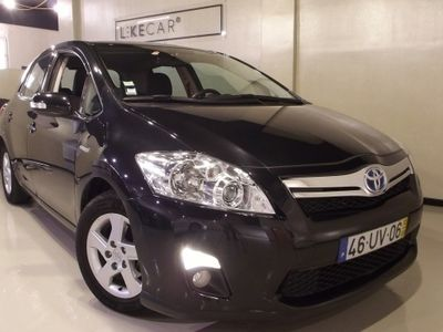 used Toyota Auris 1.8 HSD Pack Techno+Pack Navi