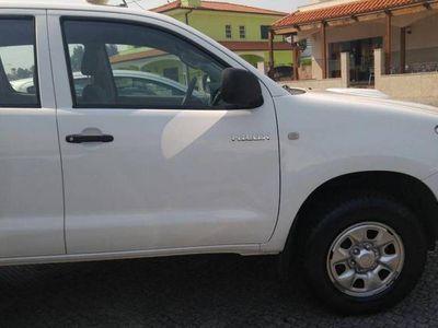 usado Toyota HiLux 4x4 cabine dupla -