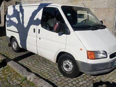 brugt Ford Transit 2.5cc