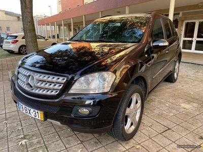 usado Mercedes ML320 Avantgarde