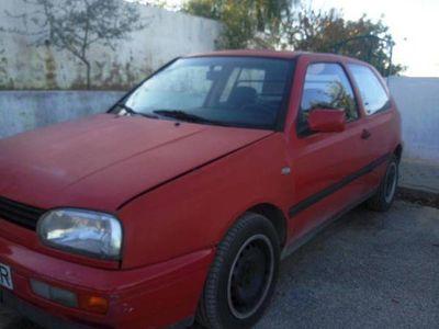 usado VW Golf comercial