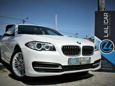 usado BMW 520 Luxury Line