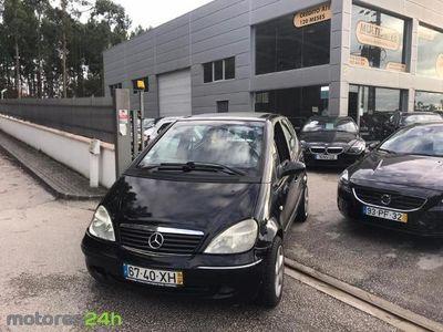 usado Mercedes A170 CDi