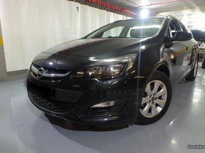 usado Opel Astra 1.3 CDTI Selection