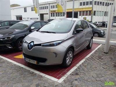 usado Renault Zoe Intens Bateria