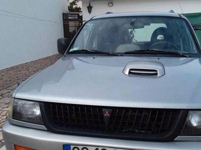usado Mitsubishi Pajero 5 portas