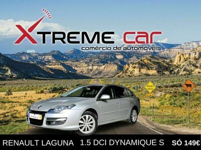 usado Renault Laguna 1.5 DCI DYNAMIQUE S