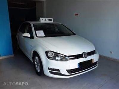 usado VW Golf 1.6 TDi Confortline (110cv) (5p), Diesel