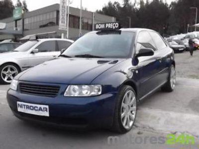 usado Audi A3 1.9 TDI 110.CV JLL 18 NITROCAR