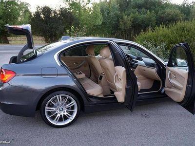 usado BMW 320 d Line Luxury -