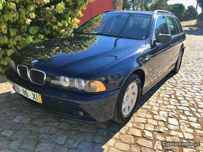 usado BMW 525 Touring Automatic
